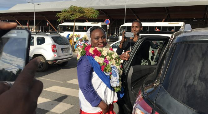 Ramlati Ali succède à Député Mabawa