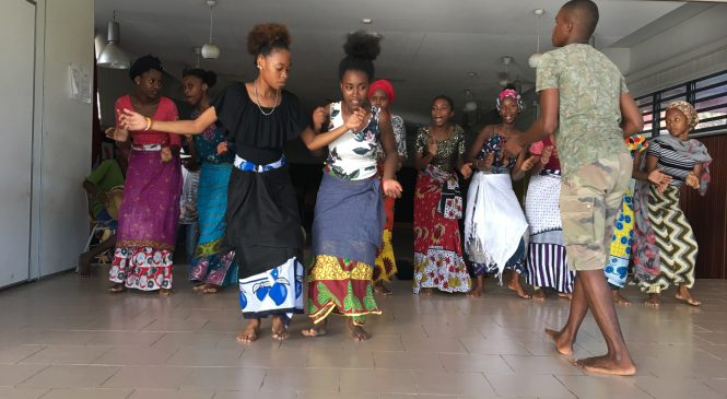 Journée de valorisation au Collège Bouéni M'titi