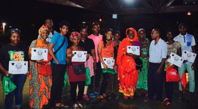 Baraza Guéréza félicite les néo-diplômés de Petite-Terre