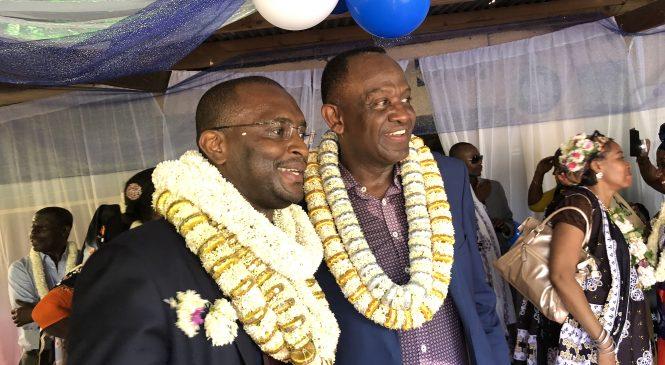 Mikidache Houmadi, un disciple de S2O, devient Président d'Interco' Outre-mer