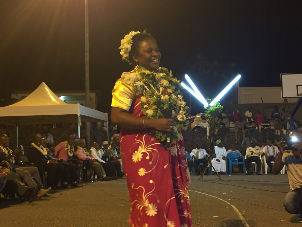 Fatima Souffou démissionne du Conseil municipal
