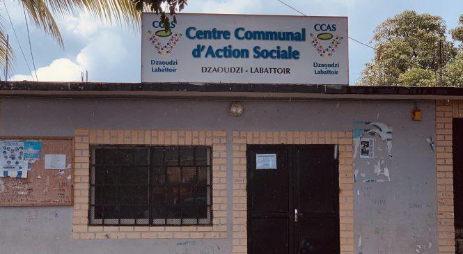Le CCAS distribue des colis alimentaires