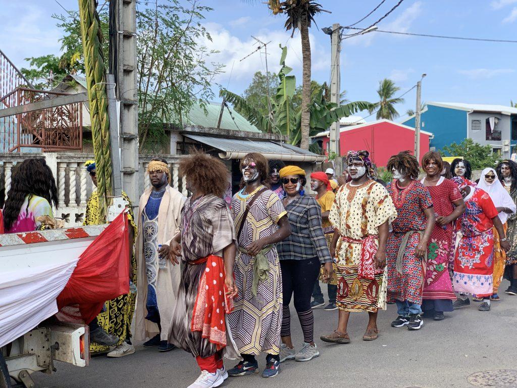 Le service culturel fait son carnaval